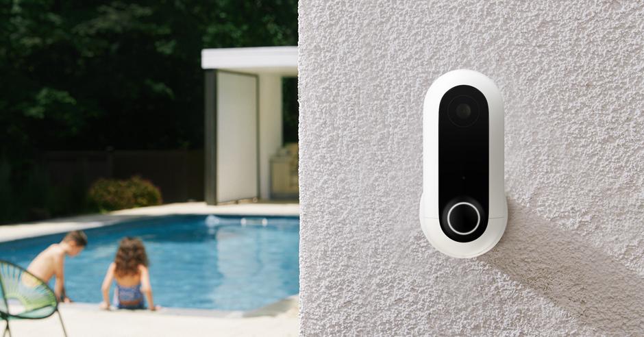 Canary Sicherheits Camera gratis bei Pro Abo