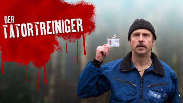 """Wiedersehen mit dem """"Tatortreiniger"""" - Folgen im Stream oder Download"""