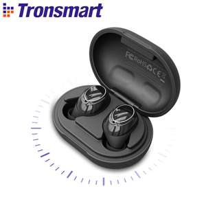 Tronsmart Onyx Neo Bluetooth 5.0 Wireless-Earbuds mit Qualcomm aptX Chip / 24h Spielzeit