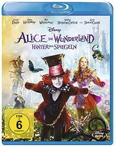alice im wunderland hinter den spiegeln blu ray f r 5. Black Bedroom Furniture Sets. Home Design Ideas