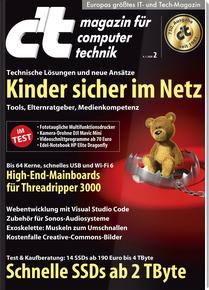 [Heise] 6 Ausgaben c't (Print oder Digital) + 15€ Amazon-Gutschein für 20,70 €