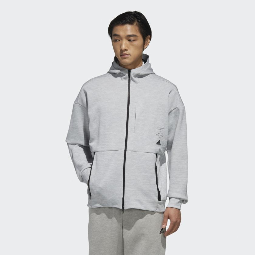 Adidas ID Kapuzenjacke und Jogginghose für 59,95 €