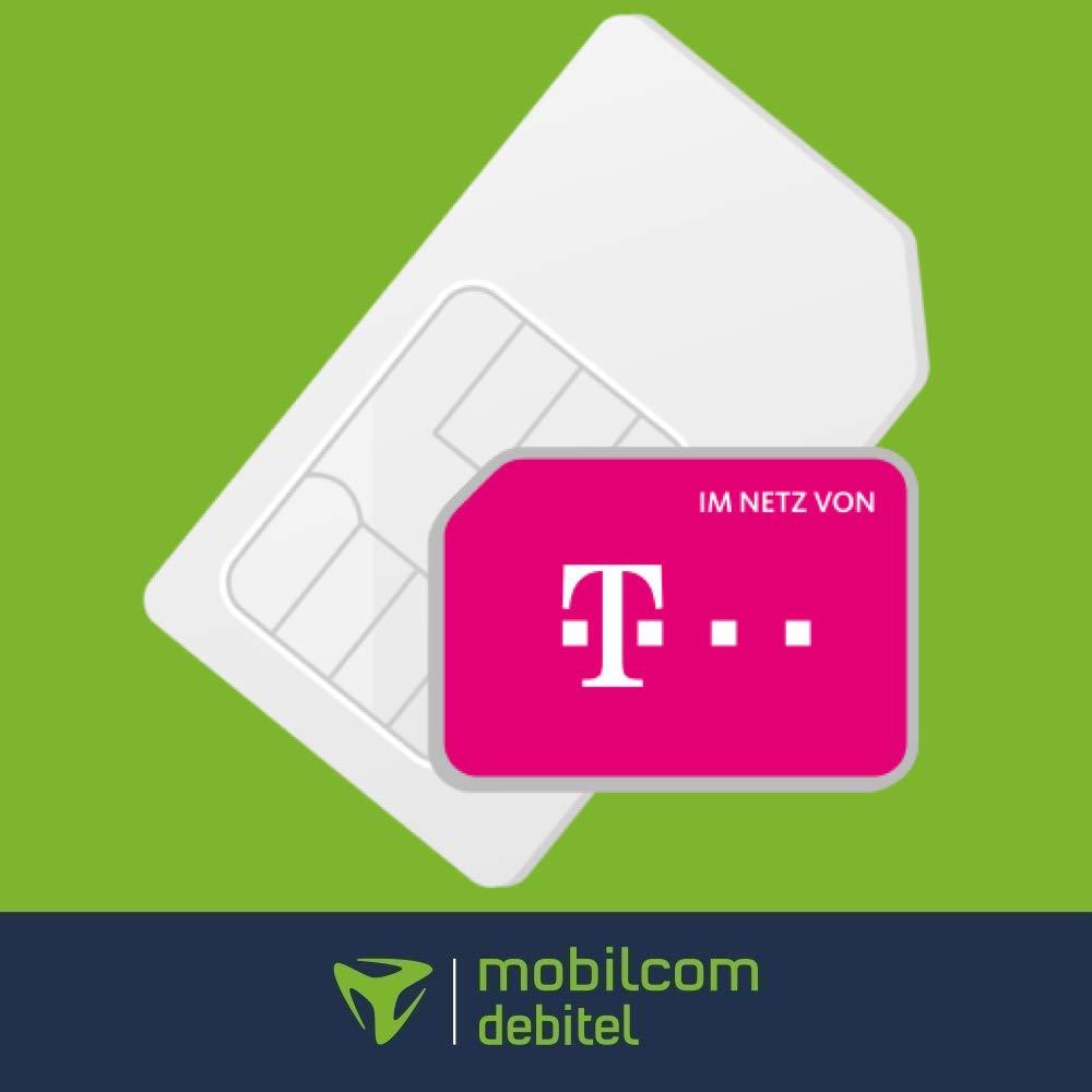 mobilcom debitel Telekom green LTE (14GB LTE, Allnet- & SMS-Flat) für eff. 16,99€ / Monat durch 192€ Aktionsguthaben