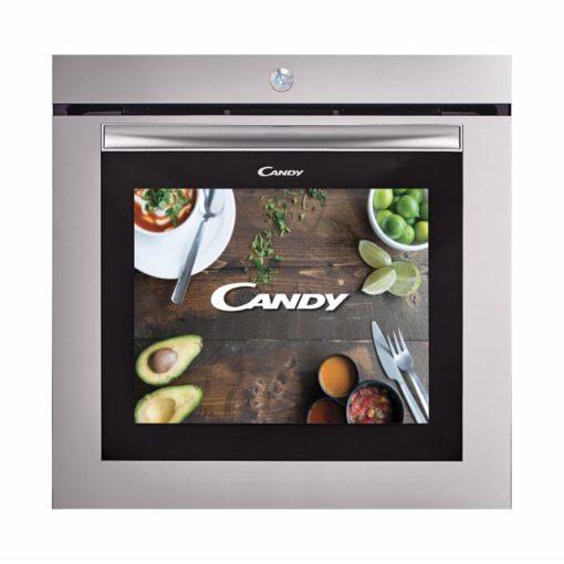 """Backofen Candy Watch & Touch (19"""" Touchscreen in der Tür, Kamera, WLAN, Bluetooth, 360°-LED-Beleuchtung, Rezepte & Kochprogramme)"""