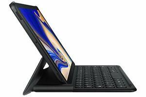 Samsung Tablettasche EJ-FT830 mit integrierter QWERTZ-Tastatur Pen-Halter