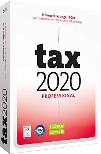 (Amazon Prime) Tax 2020 Professional (für Steuerjahr 2019) Disc