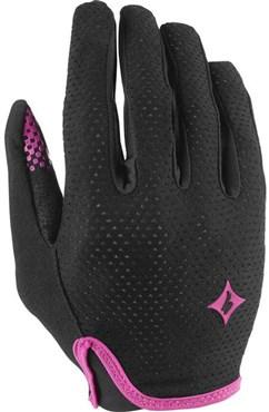 MTB Specialized Womens Body Geometry Grail Langfinger Handschuhe - L, XL