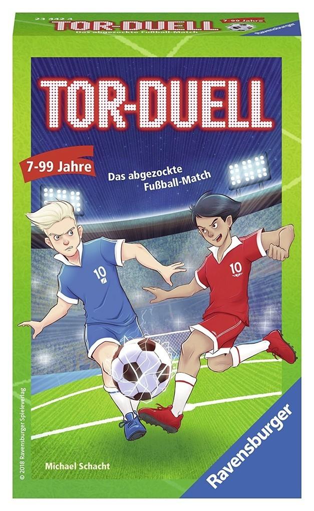 ( Hugendubel Filiallieferung ) Ravensburger Spiel - Tor-Duell