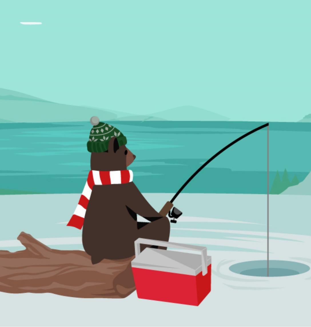 [Lands' End] Schnäppchen angeln im Winter SALE - bis zu 65% sparen