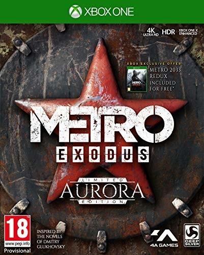 Metro Exodus Aurora Limited Edition (Xbox One & PS4) für je 29,99€ (Gameware)