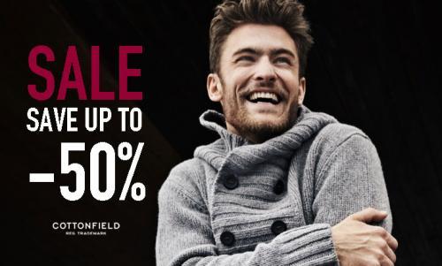 Cottonfield SALE bis -50%