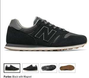 New Balance 373 Black with Magnet Schuhe Sneaker