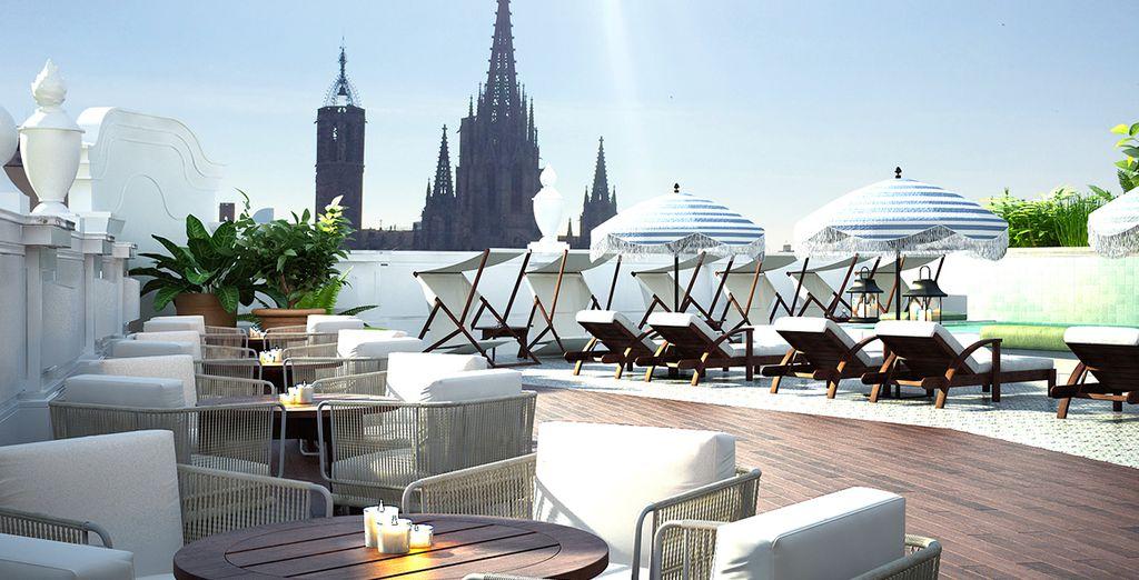Barcelona: Top-Hotel in Bestlage ab 57,50€ p.P./Nacht inkl. Frühstück Januar - April