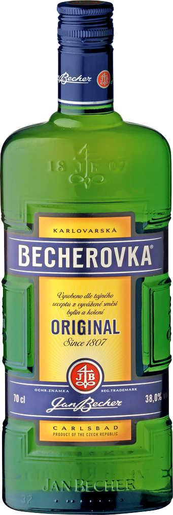 Becherovka für nur 8,88 Euro bei Kaufland