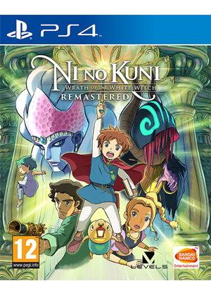 Ni no Kuni: Der Fluch der weißen Königin (PS4) für 27,24€ (Base.com)