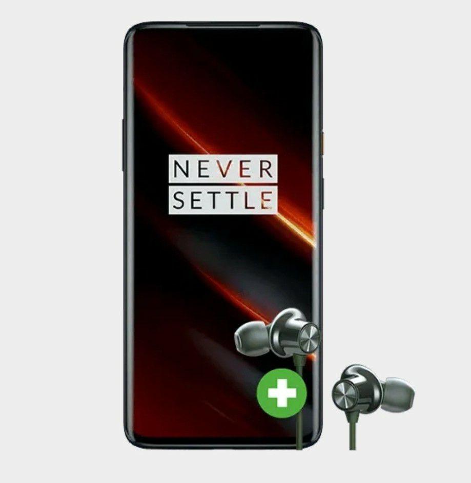 [unter 28 Jahren] OnePlus 7T Pro McLaren Edition mit OnePlus Bullets 2 Wireless (PVG 99€), 12 GB Volumen, StreamOn (Telekom)