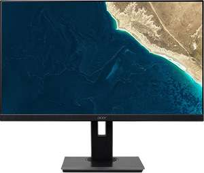 "Acer B277U - WQHD - 27"" - IPS - 2.560 x 1.440 - 75 Hz - 4 ms Reaktionszeit - 16:9 - 1.000:1 Helligkeit - 350 cd/m²"