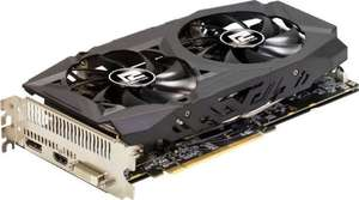 PowerColor Radeon RX 590 Red Dragon Grafikkarte (8GB)