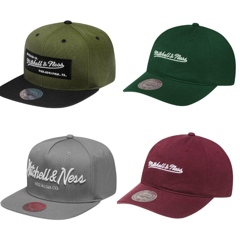 Heute versandkostenfrei: Mitchell & Ness Caps (Snapback und Baseball) in 36 Ausführungen für jew. 9,99€