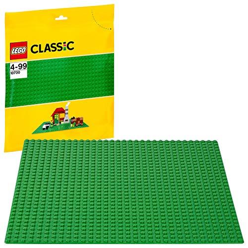 LEGO Classic 10700 - Bauplatte - 25 cm breit, 25 cm lang [Amazon Prime]