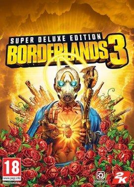 [EPIC GAMES KEY] Borderlands 3 Super Deluxe Edition