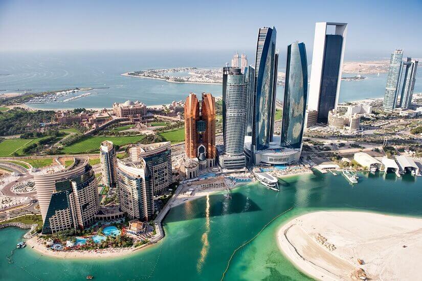 297€ p.P: 6 Nächte im 5* Hotel Abu Dhabi, VAE inkl. Direktflug & Transfers im Januar