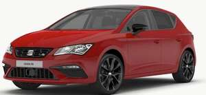 [Privatleasing] SEAT Leon Black Matt Edition 1,5 l TSI ACT 110 kW (150 PS) 7-Gang-DSG - Neuwagen! 121€ mtl, 24 Mon, ab 10t km, GLF 0,55