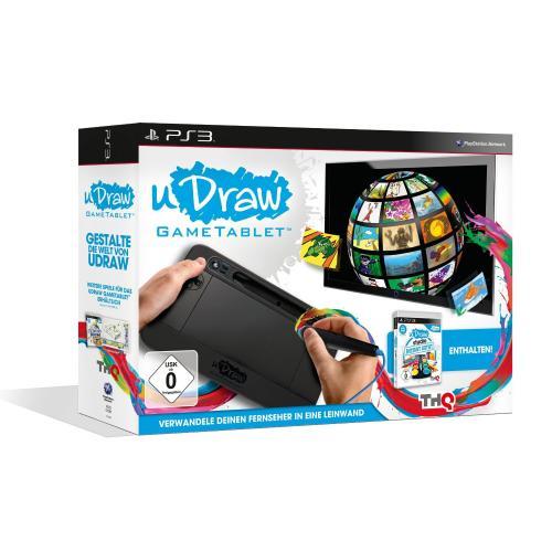 uDraw GameTablet + Instant Artist [PS3]