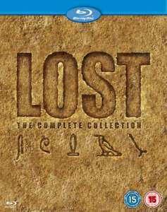 Lost - Seasons 1-6 Complete Box Set Blu-ray