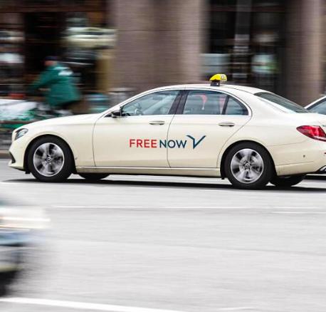 [LOKAL BERLIN] Jede Fahrt mit FREE NOW RIDE jetzt für max. 7,99€