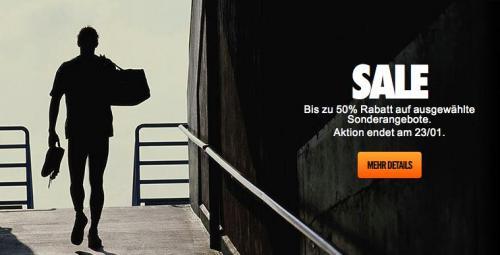 Nike SALE bis zu 50% Rabatt