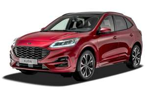[Gewerbeleasing] Ford Kuga 2.5 Duratec PHEV Titanium 224 PS, ab 24 M., ab 10T KM/Jahr, 119,00€ (netto) /141,61€ (brutto), LF 0,38, GLF 0,49