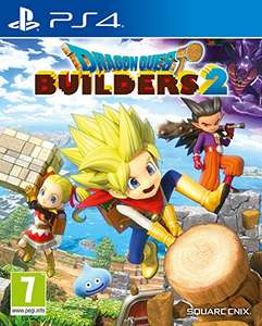 Dragon Quest Builders 2 (PS4) für 23,69€ (Amazon ES)