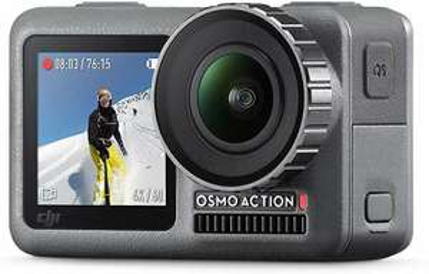 DJI Osmo 4K Action Cam (Amazon.es)