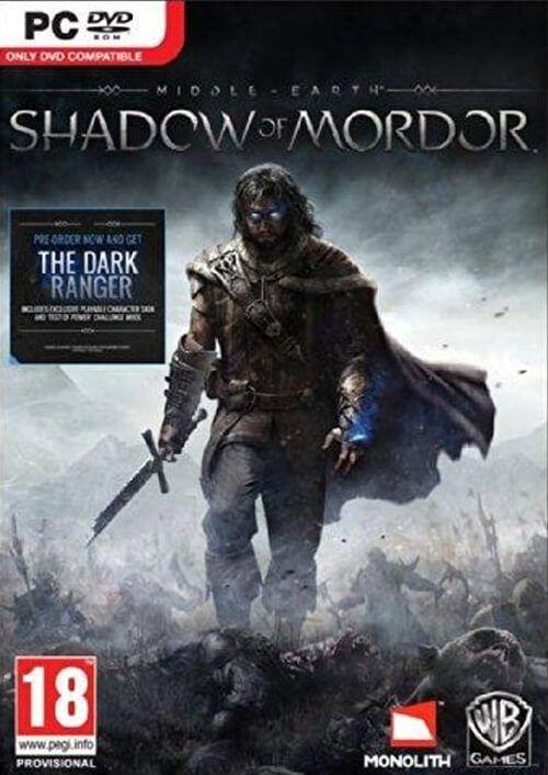 (Steam) Mittelerde Mordors Schatten für 1,59€ @ CDkeys