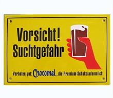 Chocomel Original holländischer Schoko-Drink (1Liter) ab Montag bei Edeka / + evtl. weitere 15% mit Coupons