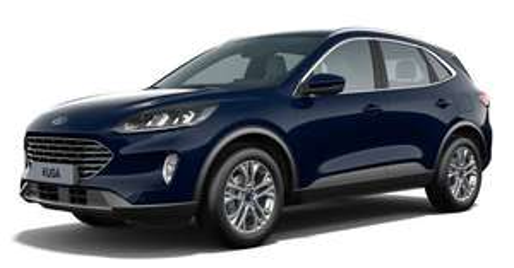 [Gewerbeleasing] Ford Kuga 2.5 Duratec PHEV Titanium (224PS) mtl. 96,64€ (netto) + 889€ ÜF, LF 0,29, GF 0,40, 24 Monate, konfigurierbar
