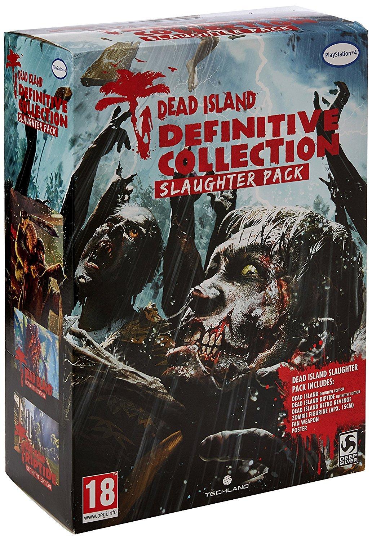 Dead Island Definitive Collection Slaughter Pack (ohne Spiel) für 9,90€ (Amazon)