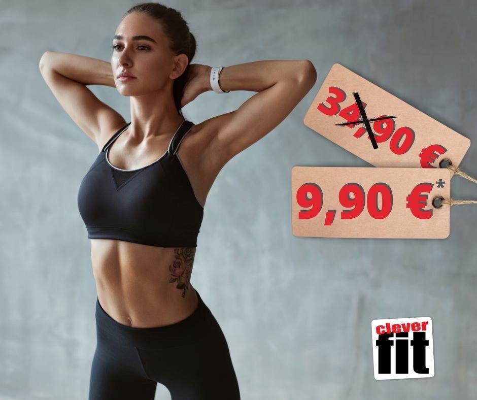 [LOKAL NEUBURG/DONAU] 9,90€ mtl.(16,64€ effektiv) Fitness All Inclusive