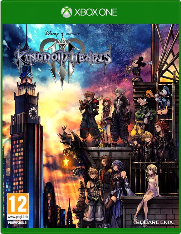 Kingdom Hearts III (Xbox One) für 15,95€ (Coolshop)