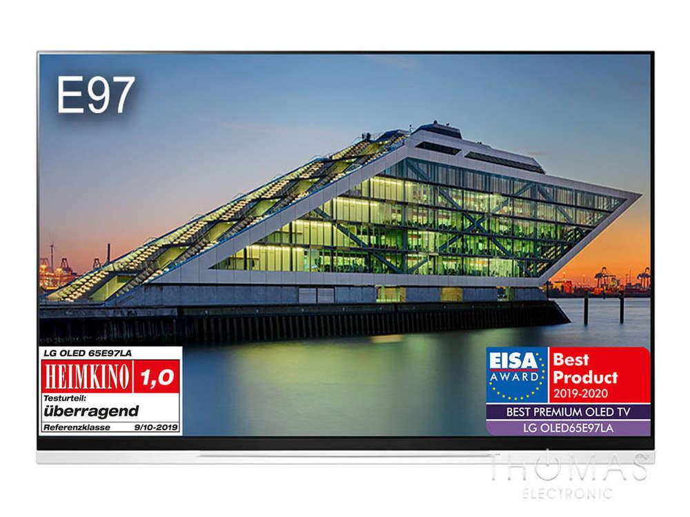 LG Oled 65 E97LA / bei Abholung 1999€ oder Versand + 34,90€ / Expert Bening / wichtig Filiale wählen