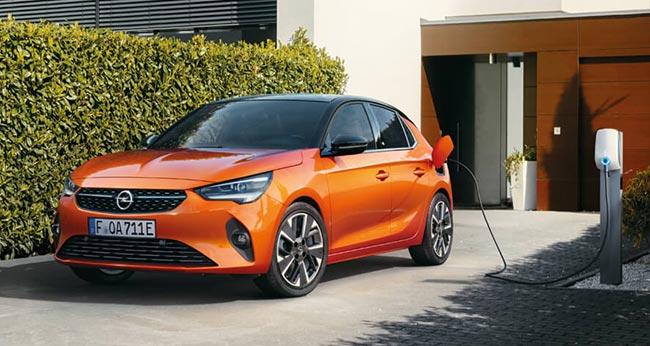 [Autohaus Neff Heilbronn] Opel Corsa-e 136 PS ab dem 18.01.2020, 337 Km Reichweite nach WLTP