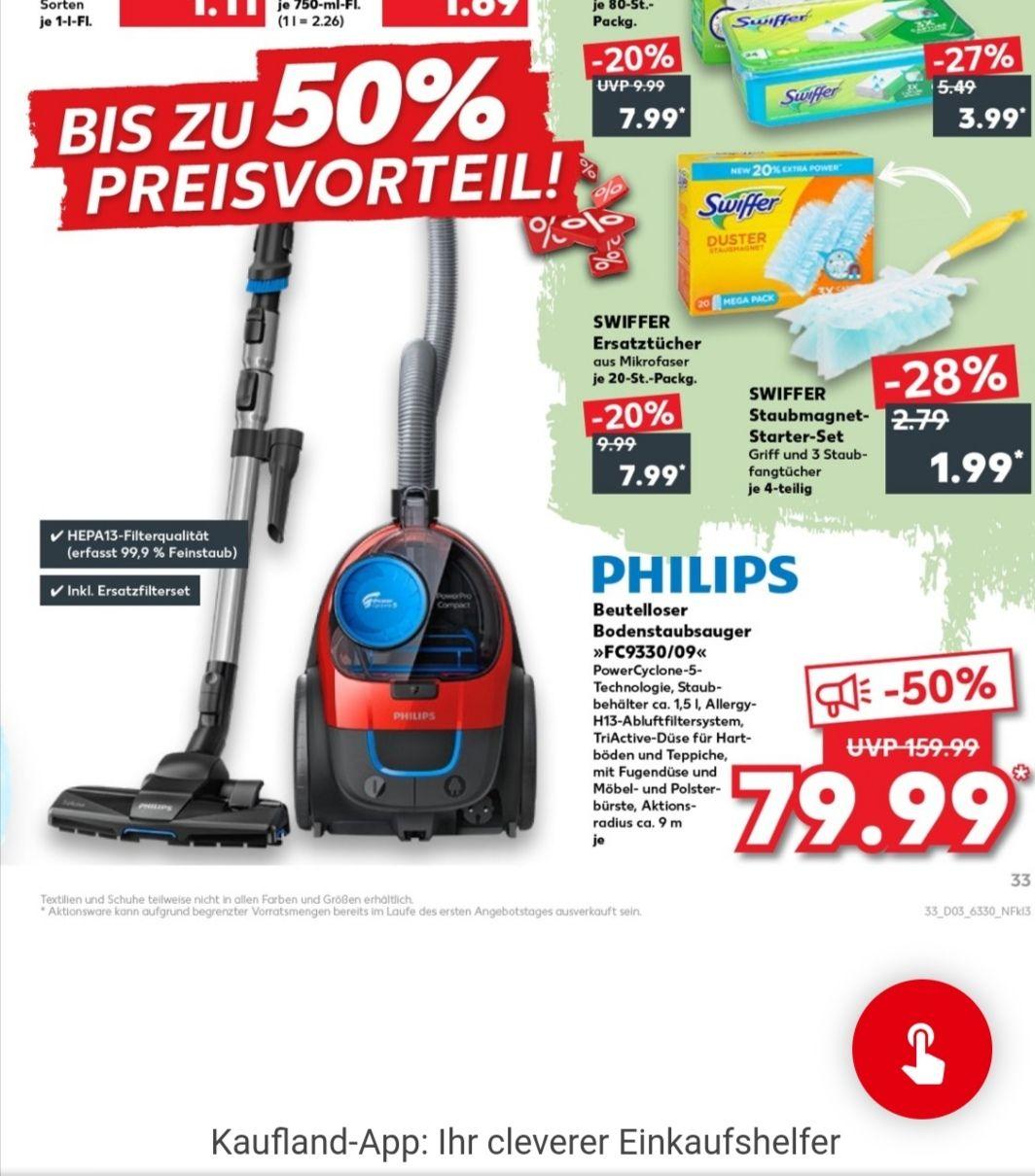 Philips FC9330/09 Staubsauger (Kaufland)