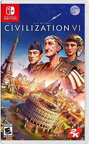 [Amazon.com] Civilization 6 / VI für die Nintendo Switch