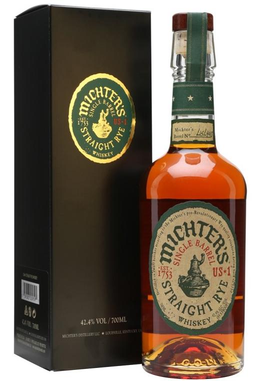 Whisky Deals #04: Sammeldeal, z.B. Michter's Straight Rye Whiskey für 35,69€ inkl. Versand [Amazon Prime]