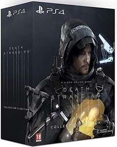 Death Stranding (PS4) - Collector's Edition