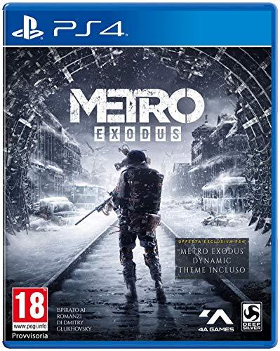 Metro: Exodus Day One Edition (PS4) für 16,76€ (Amazon IT)