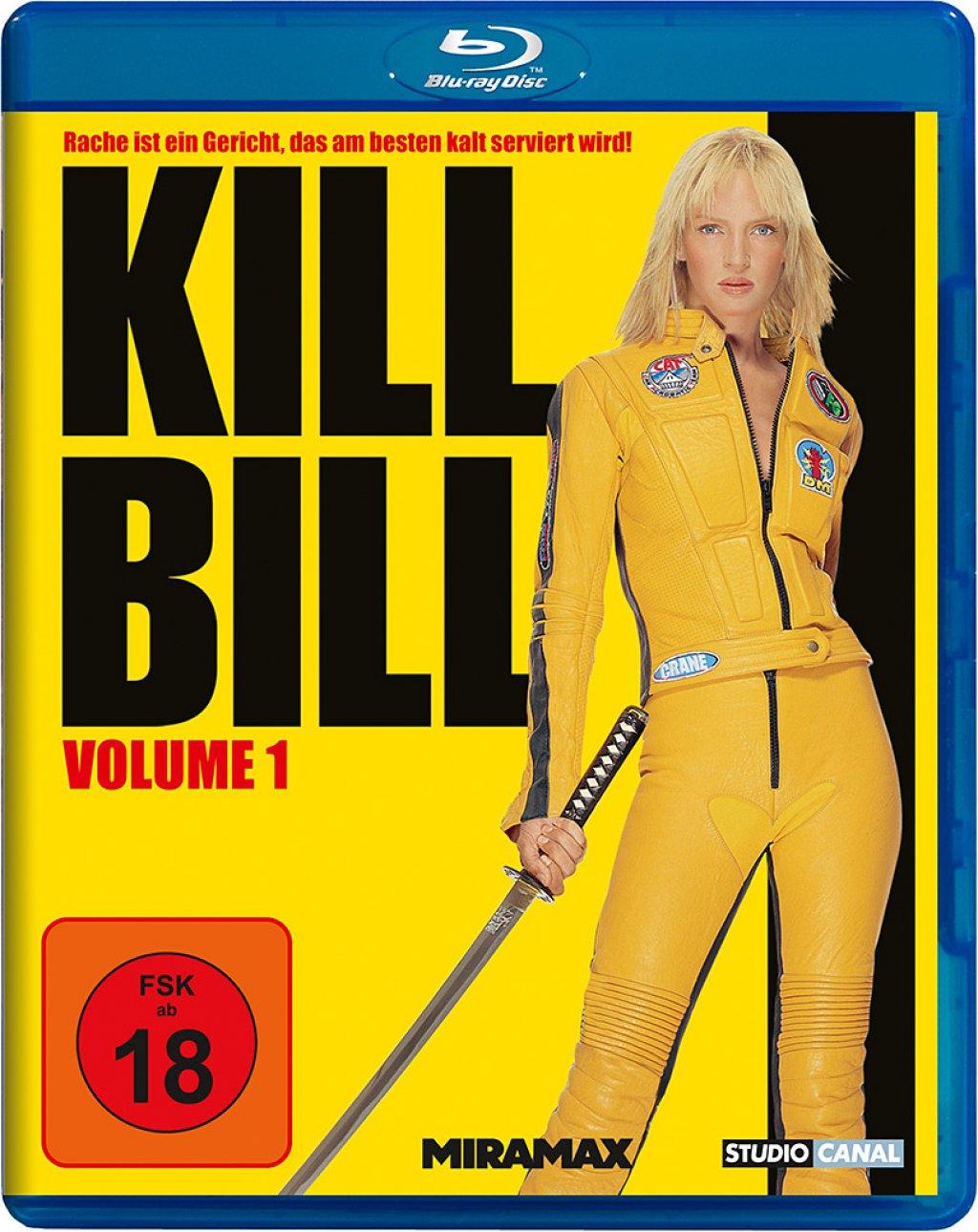 Kill Bill - Vol. 1 & Vol. 2 & Sin City (Blu-ray) für je 3,99€ (Saturn & Media Markt Abholung)