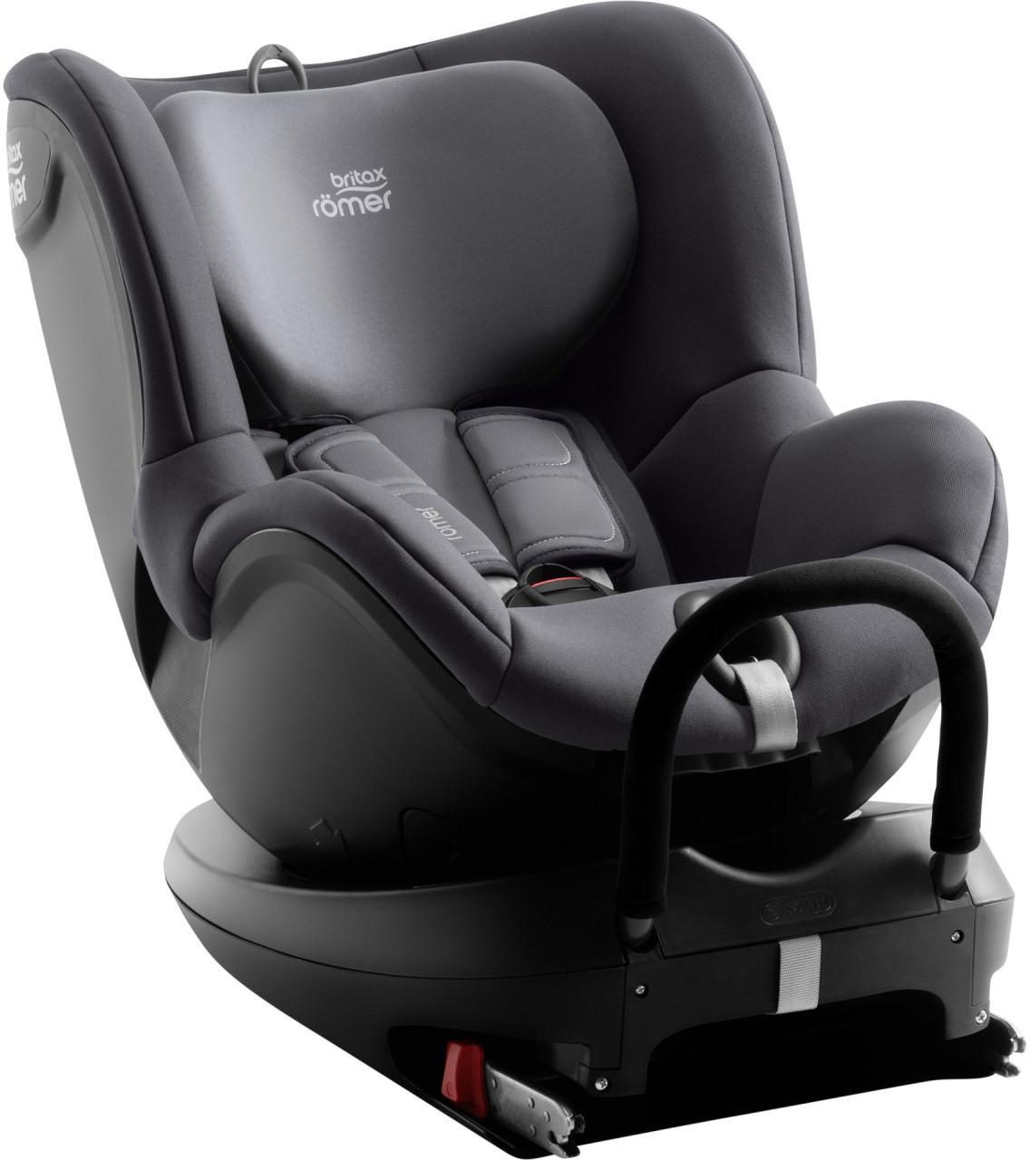 Britax Römer Dualfix 2 R Storm Grey Kindersitz