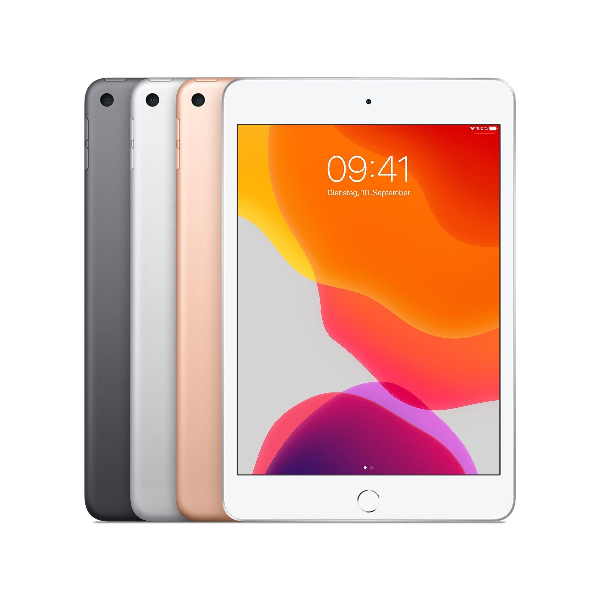 iPad Mini (2019) 64GB Wifi Silber für 381,60 €